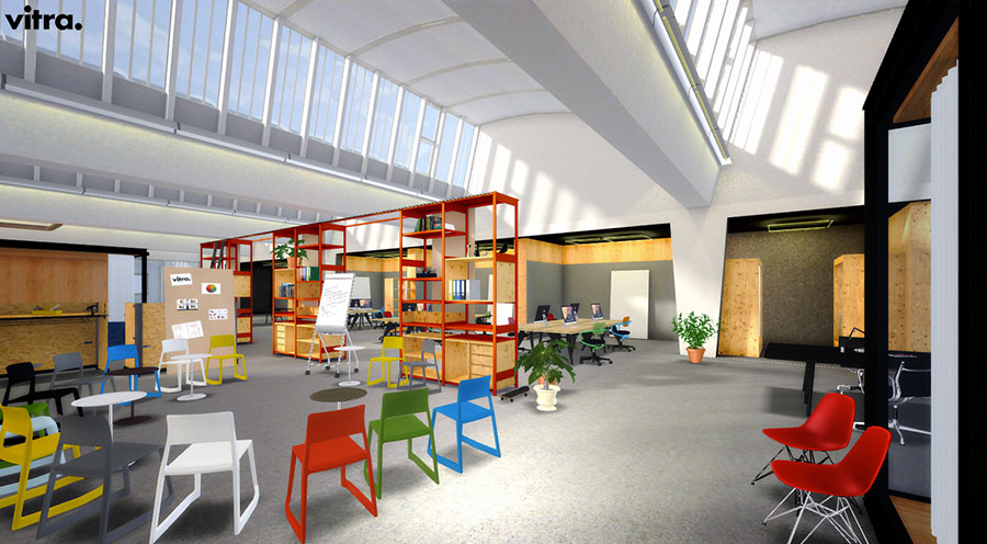 Vitra vitra office jpg with vitra products for home with for Office design vitra